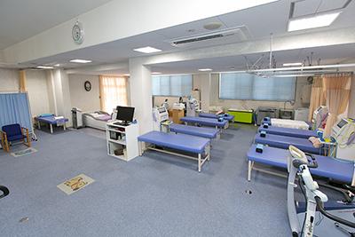 リハビリ室2