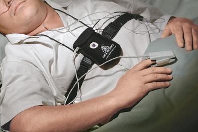 簡易睡眠時無呼吸症候群検査